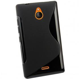 S Line -silikonikotelo Nokia X2: lle