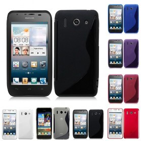 S Line silikon skal Huawei Ascend G510