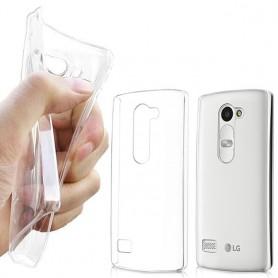 LG Leon -silikonin on oltava läpinäkyvää
