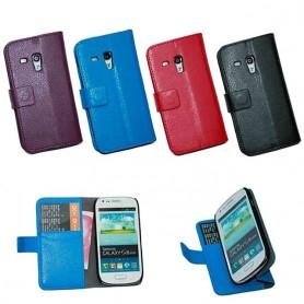 Mobil lommebok Galaxy S3 Mini