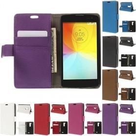 Mobilplånbok LG L Fino