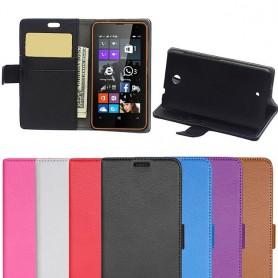 Matkapuhelin lompakko Microsoft Lumia 430