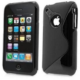 S Line silikonikuori iPhone 3