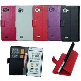 Matkapuhelin lompakko LG Optimus 4X HD