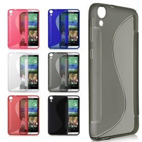 S Line silikonetui til HTC Desire 820
