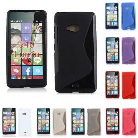 S Line -silikonin tulisi olla Microsoft Lumia 540