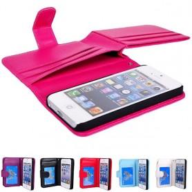 Multiplånbok 7 kort iPhone 5 5S