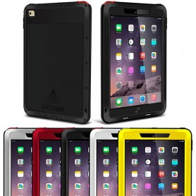 LOVE MEI Powerful iPad 2/3/4 mobilskal skydd metall