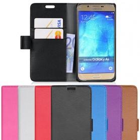 Matkapuhelin lompakko Samsung Galaxy A8
