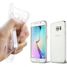 Galaxy S6 Edge Plus silikon må være gjennomsiktig