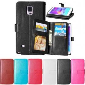 Dobbelt flip Flexi Galaxy Note 4
