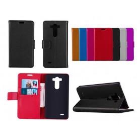 Lommebokdeksel 2-kort LG G3...