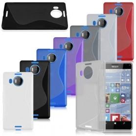 S Line silikonikuori MS Lumia 950XL