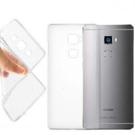 Huawei Mate S silikoni läpinäkyvä
