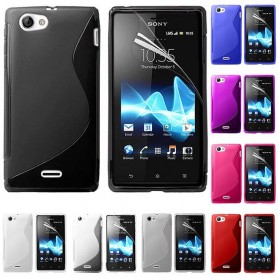 S Line Silicone Case Sony...