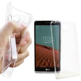 LG Bello 2 silikon gjennomsiktig