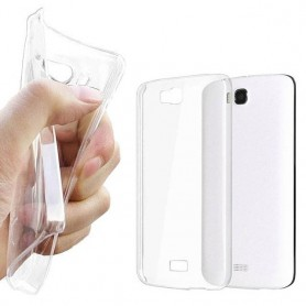 Huawei Y541 silikoni läpinäkyvä