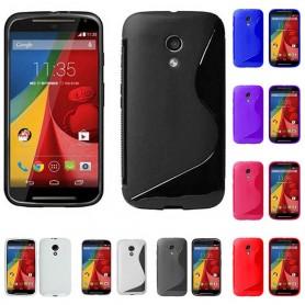 S Line Silicone Must Motorola Moto G2