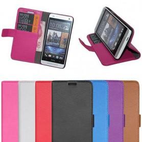 Matkapuhelin lompakko HTC ONE Mini