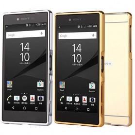 Aluminium spegel skal Sony Xperia Z5