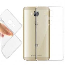 Huawei G8 silikoni läpinäkyvä