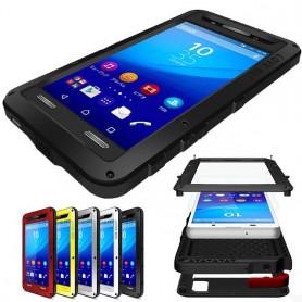 LOVE MER Powerful Sony Xperia M5 metall trenger livssikker