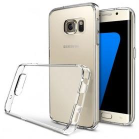Galaxy S7 Edge Silikon Må være gjennomsiktig