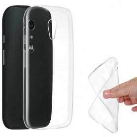 Motorola Moto G2 Silikon skal Transparent