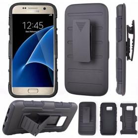 Iskunkestävä kuori kotelolla Galaxy S7
