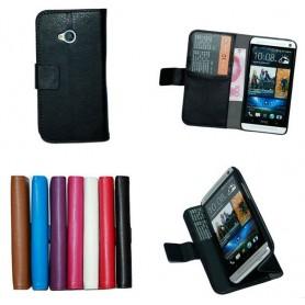 Handyhülle 2-Karten HTC ONE M7