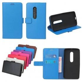 Mobil lommebok Motorola Moto X Play