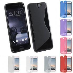 S Line silikonetui til HTC ONE A9