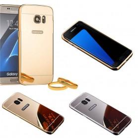 Aluminium spegel skal Galaxy S7