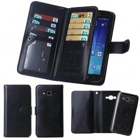 Kaksinkertainen läppä Magnet 2i1 Galaxy A7