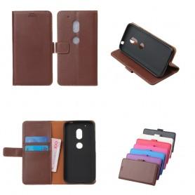 Matkapuhelin lompakko Motorola Moto G4 / G4 Plus