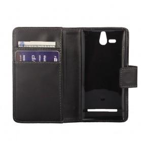 Matkapuhelin lompakko Sony Xperia U