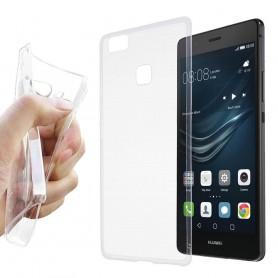 Huawei P9 Lite -silikonin on oltava läpinäkyvää