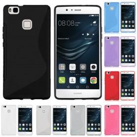 S Line silikon skal Huawei P9 Lite