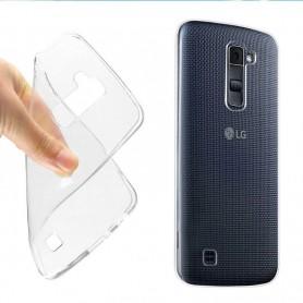 LG K8 silikon trenger gjennomsiktig