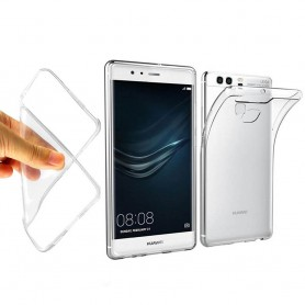 Huawei P9 -silikonin on oltava läpinäkyvää