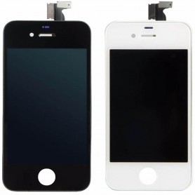 iPhone 4S LCD + Touch display skärm