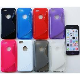 S Line Silikonhülle Apple...