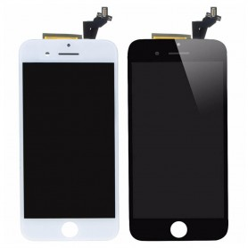 iPhone 6S LCD + Touch display skärm