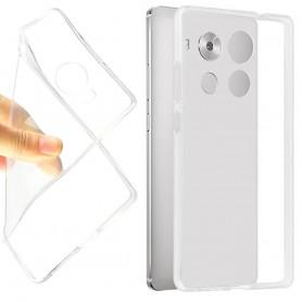 Huawei Mate 8 -silikonin on oltava läpinäkyvää