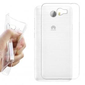 Huawei Y5 II silikonikotelo läpinäkyvä