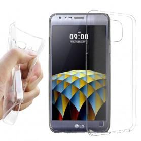 LG X Cam Silicone tarvitsee läpinäkyvän