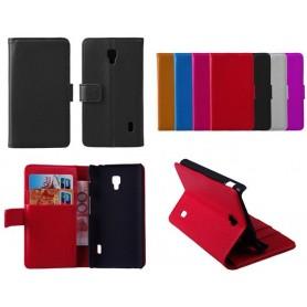 Lommebokdeksel 2-kort LG...