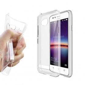 Huawei Y3 II Silikon skal Transparent