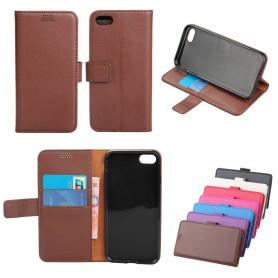 Mobil lommebok Apple iPhone 7, 8 mobil beskyttelsesetui