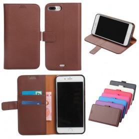Mobilplånbok Apple iPhone 7 Plus / 8 plus mobilskal fodral